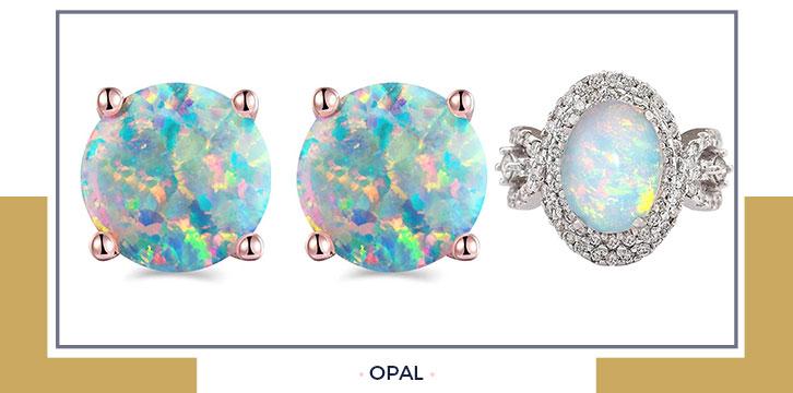 Opal (October Birthstone)