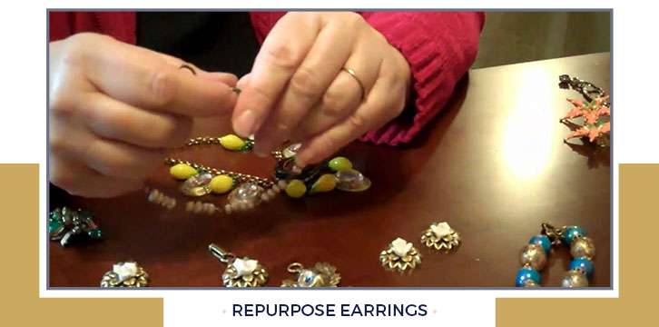 Repurpose Earrings