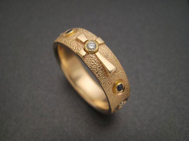 Rosary Rings, Prayer Rings