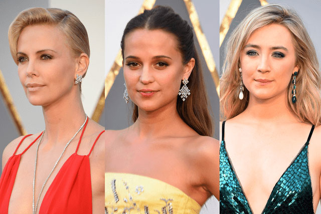 Best Jewelry from the 2016 Academy Awards