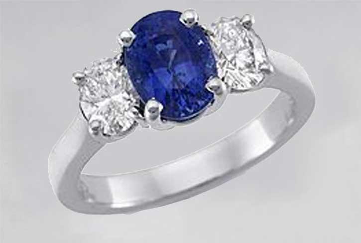 How to Choose a Diamond Shape - Oval Diamonds