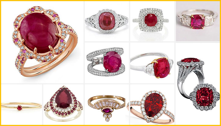 Ruby Engagement Rings for Every Budget