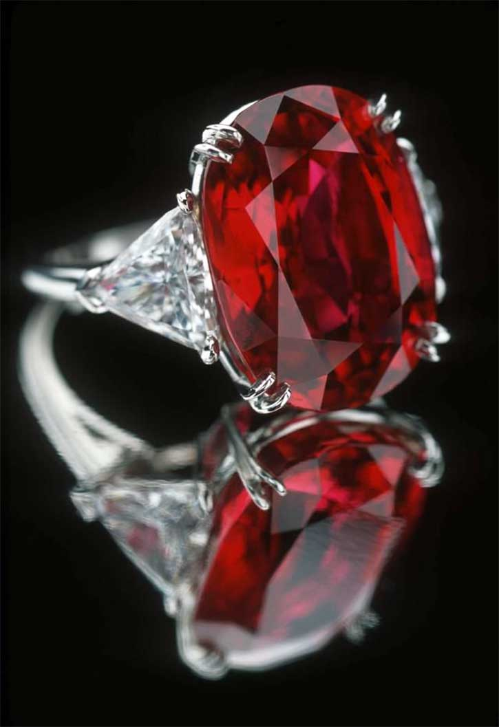 World's Most Beautiful Ruby