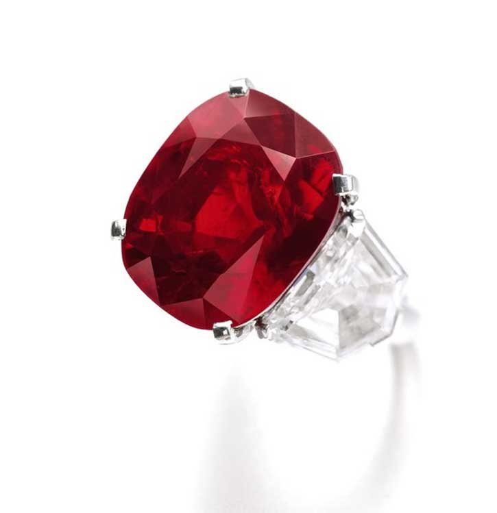 World's Most Expensive Ruby