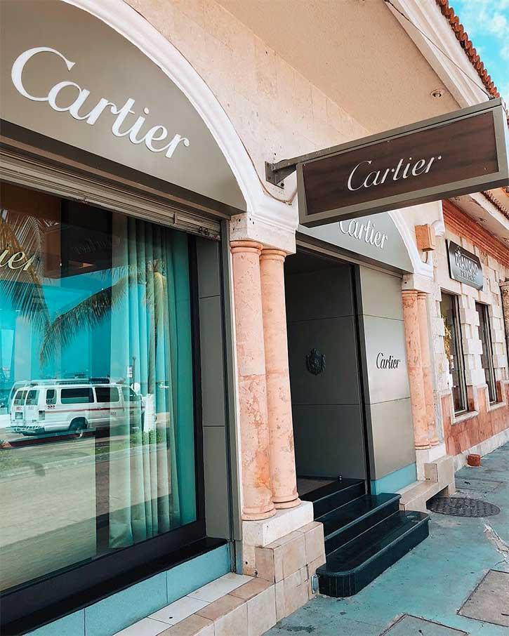 Cartier Jewelry history