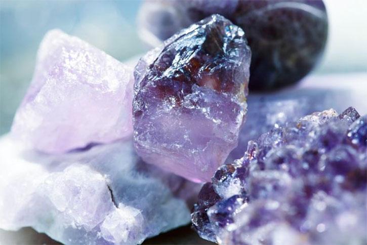 Amethyst Rough Crystals