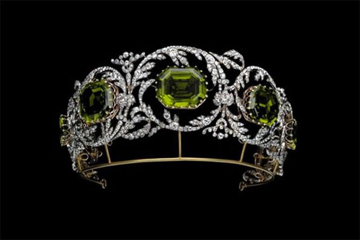 Archduchess Isabella's Heirloom Peridot