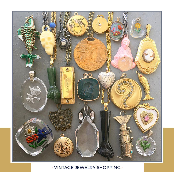 Buying Vintage Jewelry