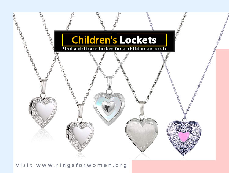 Children Lockets