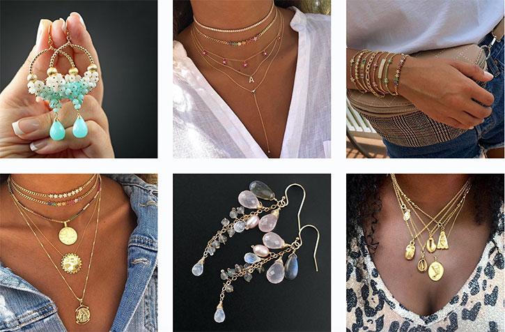 Discrete Jewelry