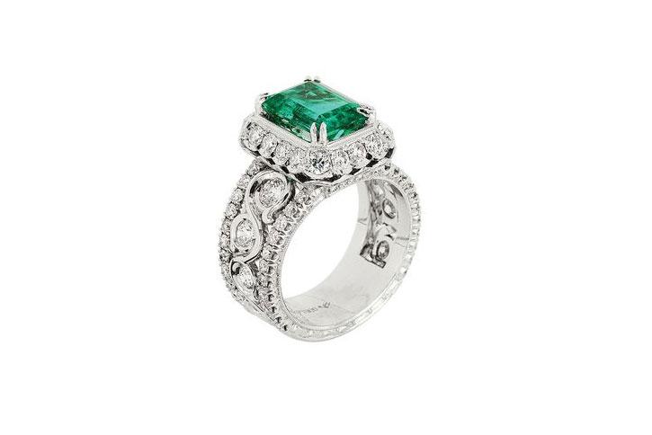 Emerald Engagement Jack Kelege