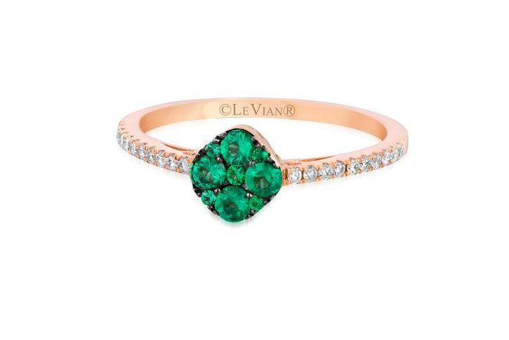 Emerald Engagement Le Vian