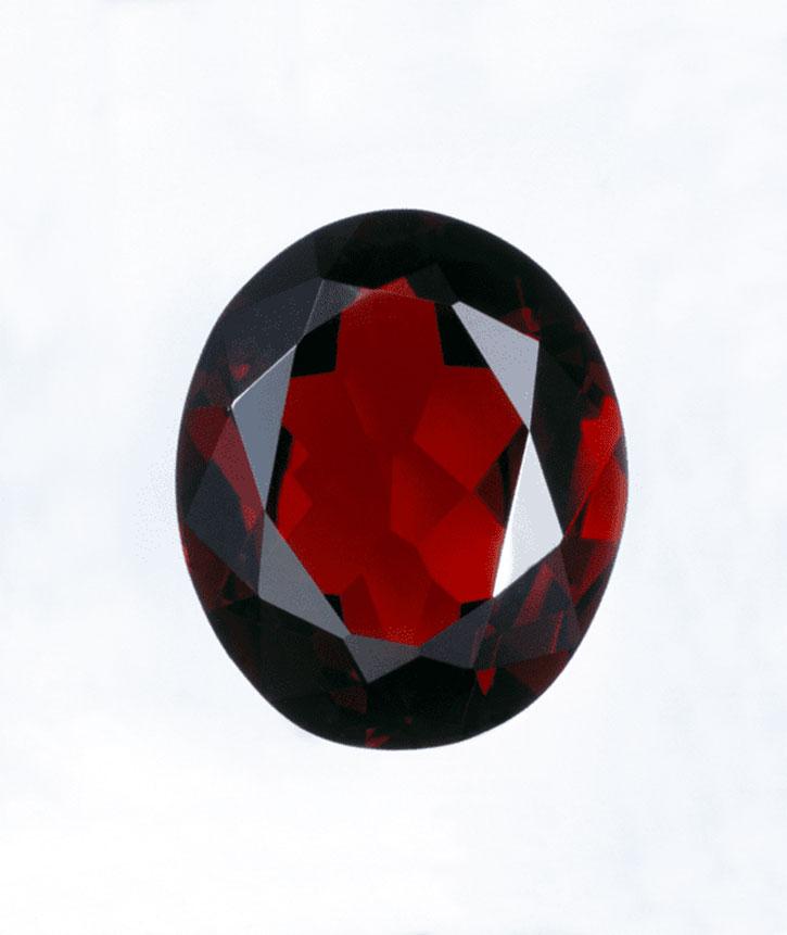 Pyrope Garnet