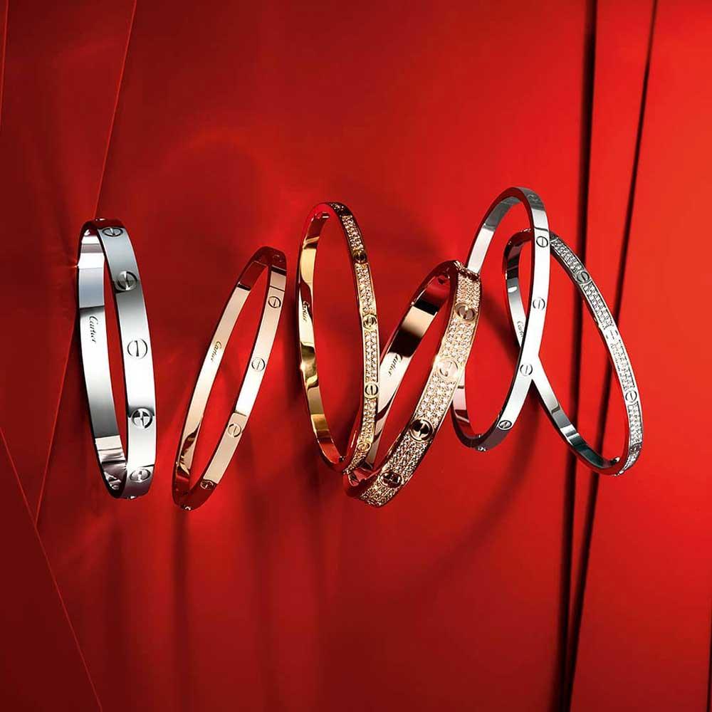 Cartier Love Bracelet Slim