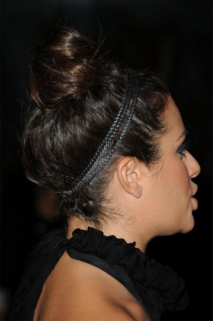 Three-Braid Headband
