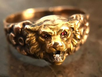 Antique Animal Jewelry