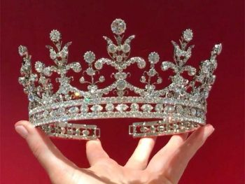 Antique Diamond Tiaras