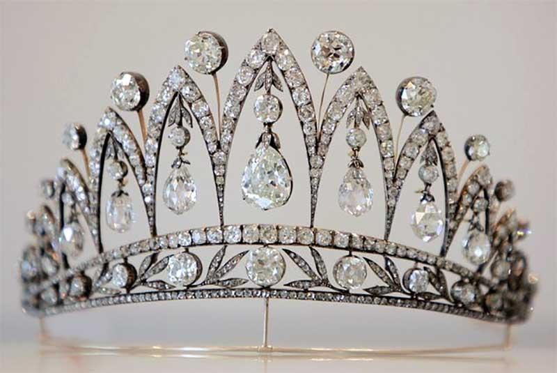 The Empress Josephine Tiara