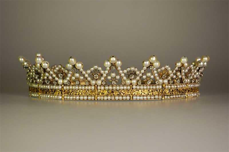 Grand Duchess of Baden's Tiara