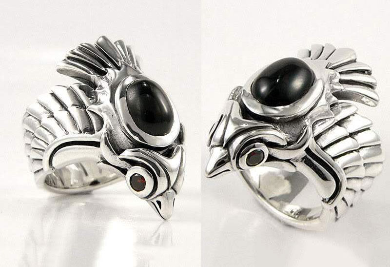 Phoenix Ring Styles