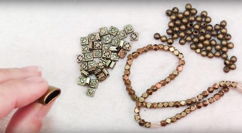 Sunshine Bracelet Jewelry Tutorial