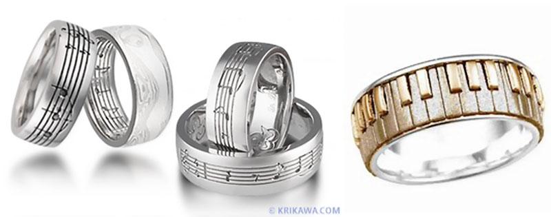 Music rings