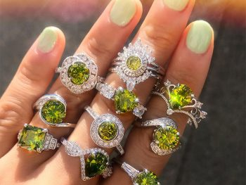 Birthstone Rings for Moms