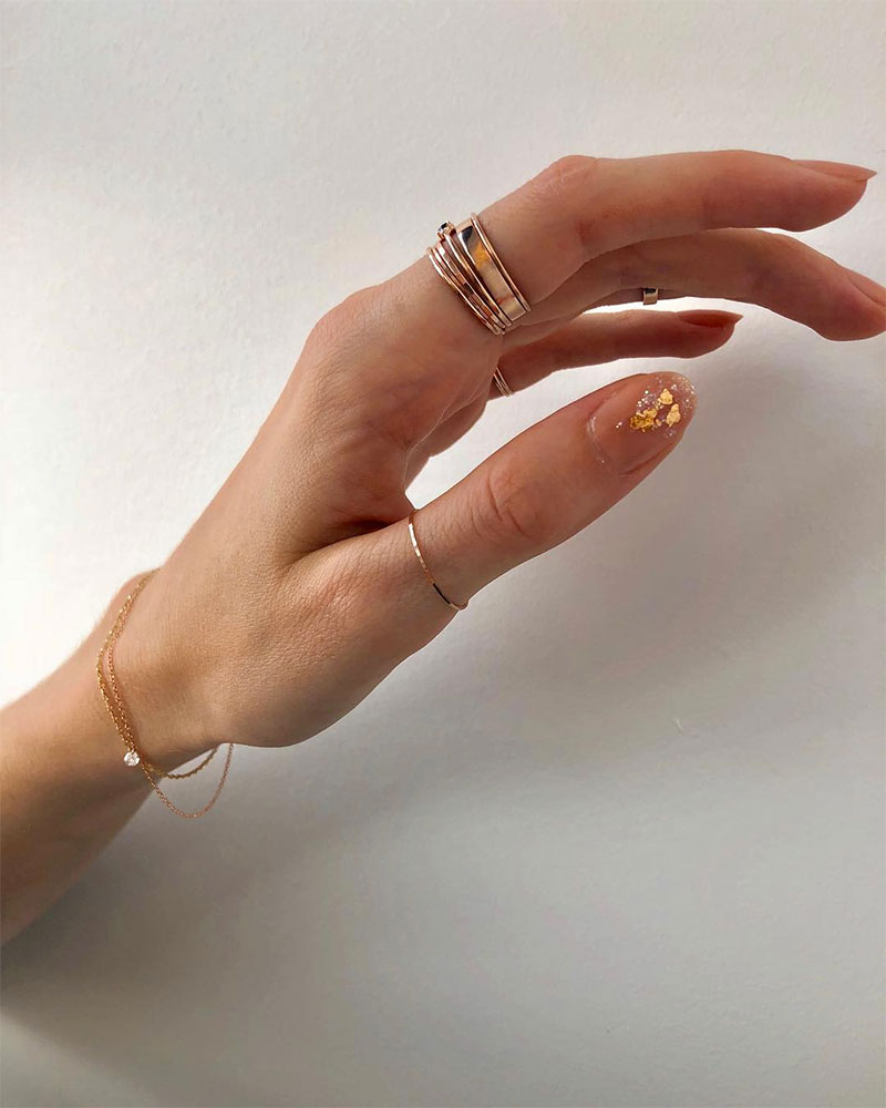 Diamond Pinprick Bracelet - Catbird