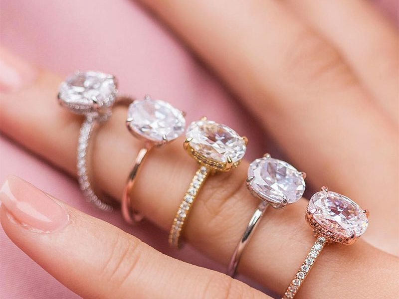 Simulated Diamonds Vs. Natural Diamonds