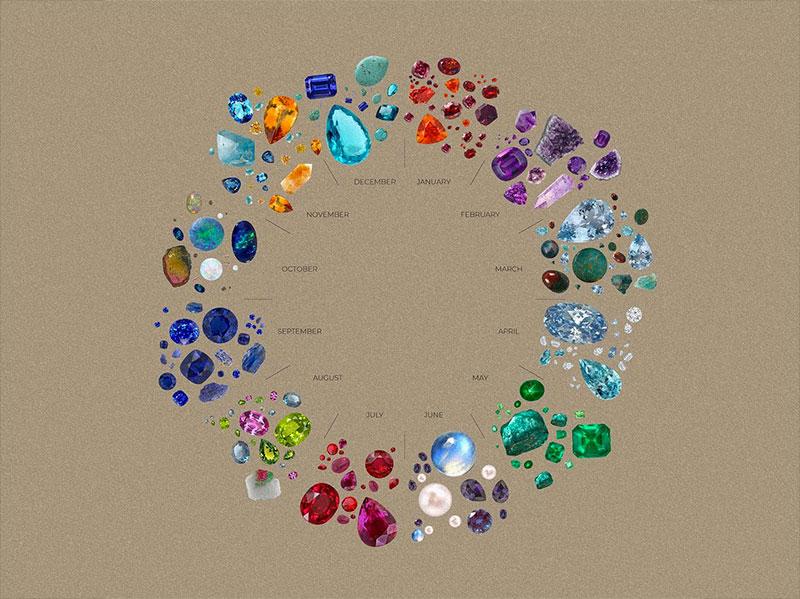 Alexandrite Birthstone Jewelry