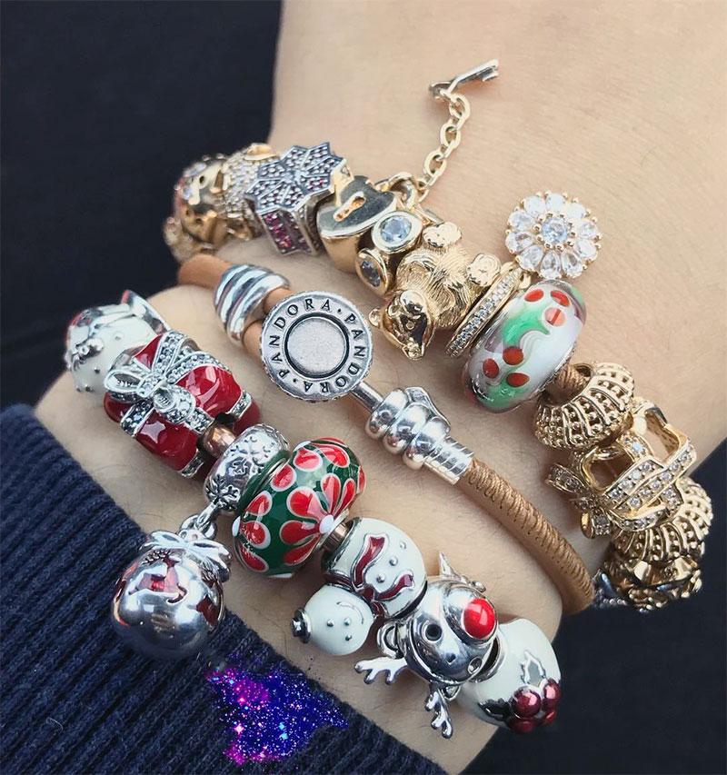 Unique Pandora Beads