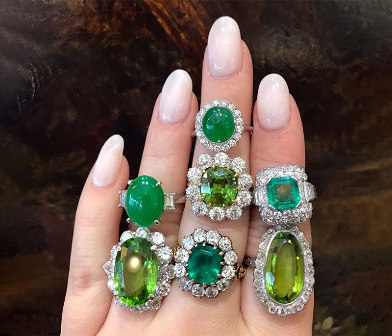 Jade Rings Types