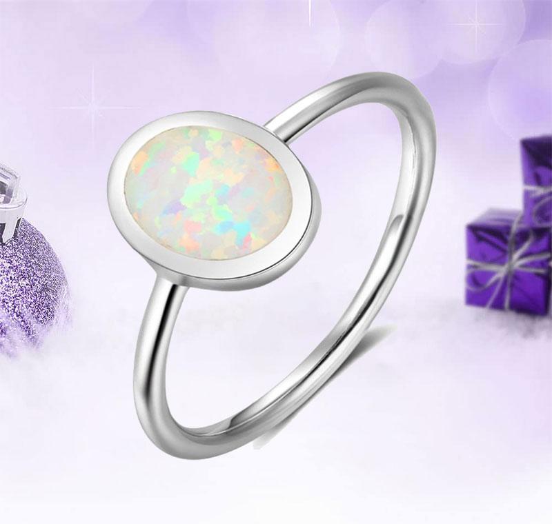 Poetic Droplet Ring