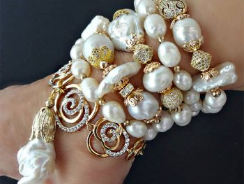 Pearl Gemstone Jewelry