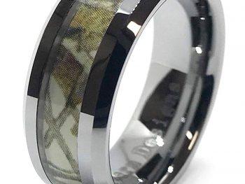 White Camo Rings