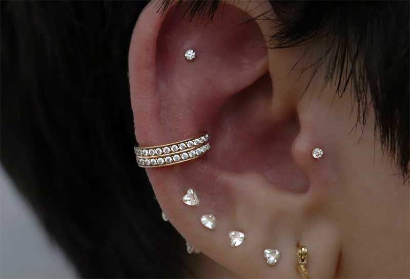 Body Piercing Pain
