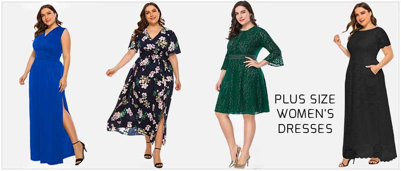 Wholesale Plus Size Women's Dresses