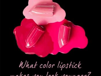 What Color Lipstick Makes You Look Younger